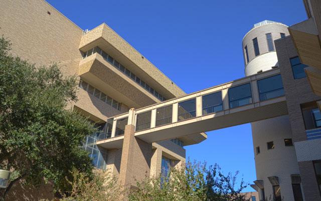 Sterling C Evans Library Amp Annex